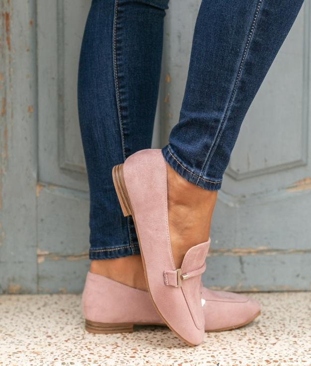 Zapato Finse - Rosa