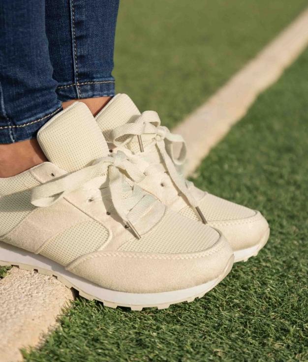 Sneakers Myle - Beige