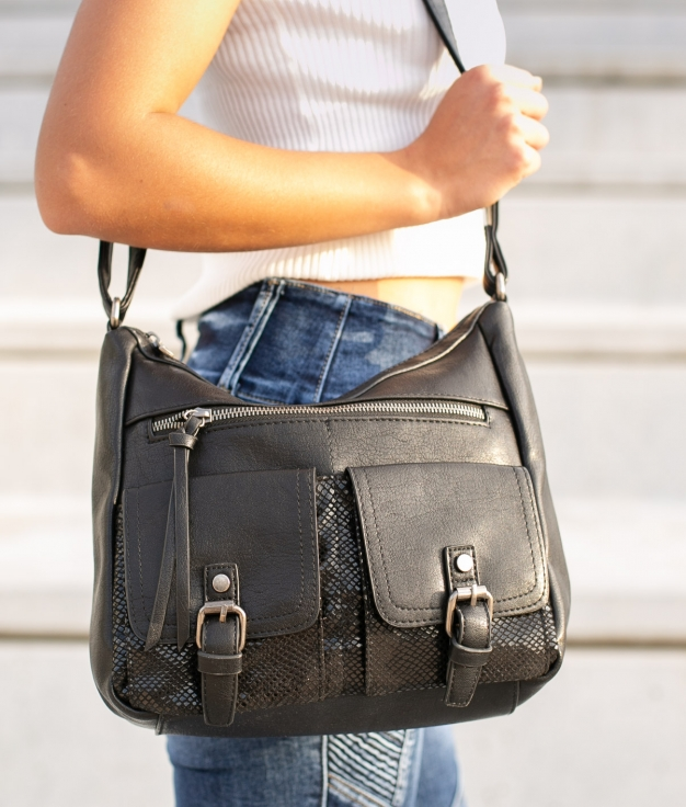 Bag Cardi - Black