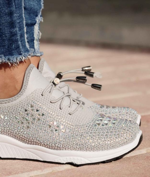 Sneakers Serper - Grigio