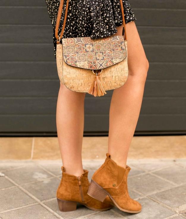 Bag Dertu - Camel