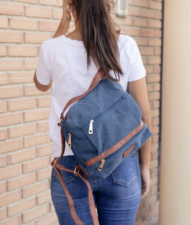 Backpack Jerso - Blue