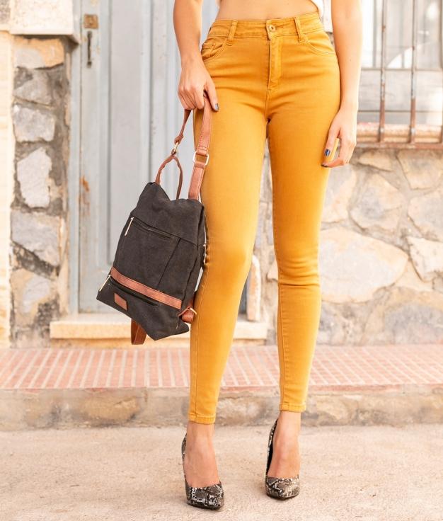 Pantalon Glater - Moutarde