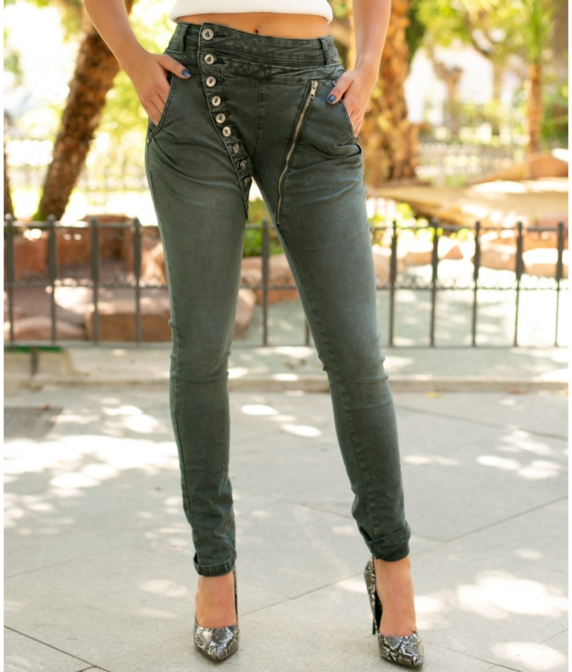 Pantaloni Firel - Cachi