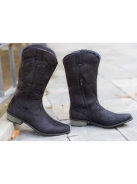 Bota Country - Negro