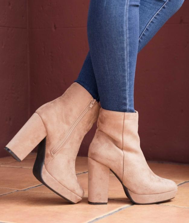 Low Boot Tedin - Beige
