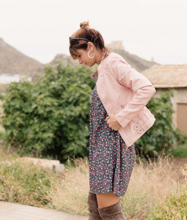 Jacket Versu - Pink