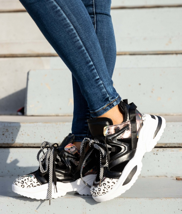 Sneakers Jermi - Nero