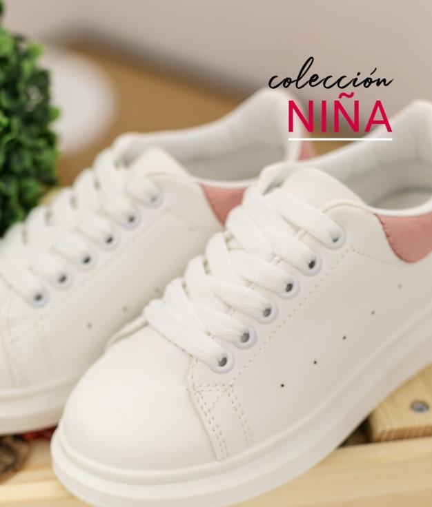 Sneakers Kirer - Rose