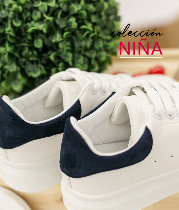 Sneakers Kirer - Bleu Marine