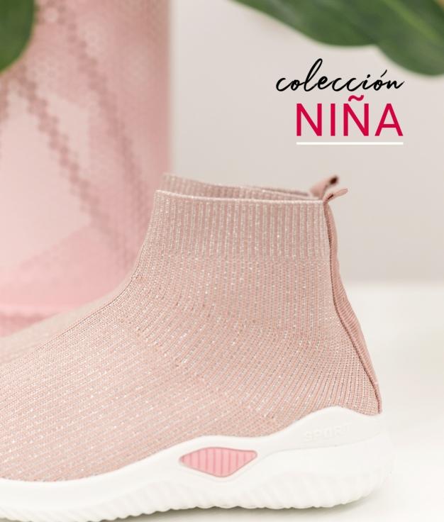 Sneakers Meret - Pink