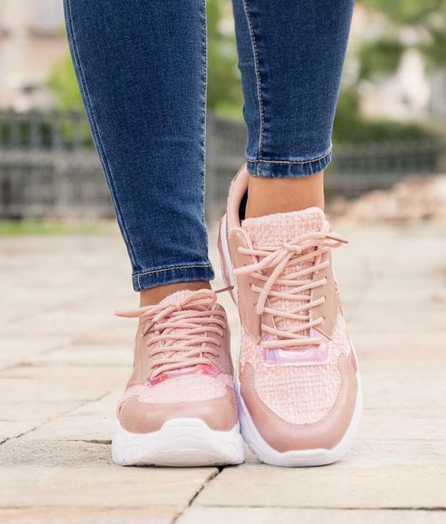 Sneakers Ople - Rosa