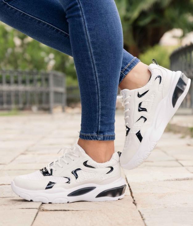 Sneakers Ople - Blanc