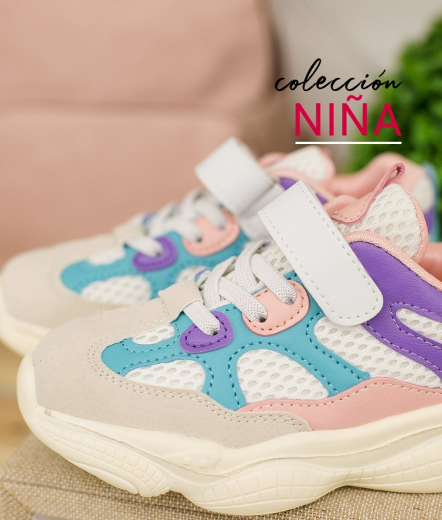 Sneakers Topic - Lilas