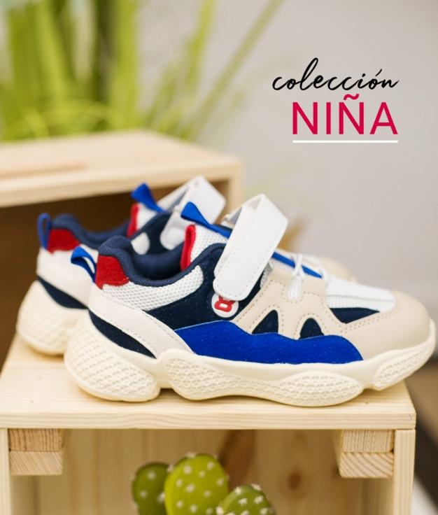 Sneakers Juler - Bleu