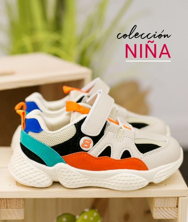 Sneakers Juler - Laranja