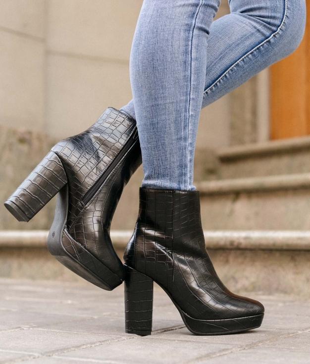 Boot Giulia Yuma - noir