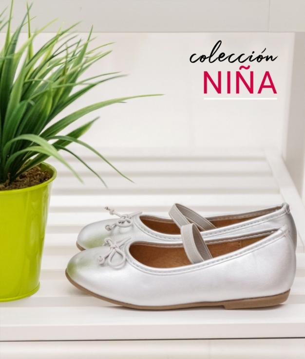 Ballerinas Prener - Silver
