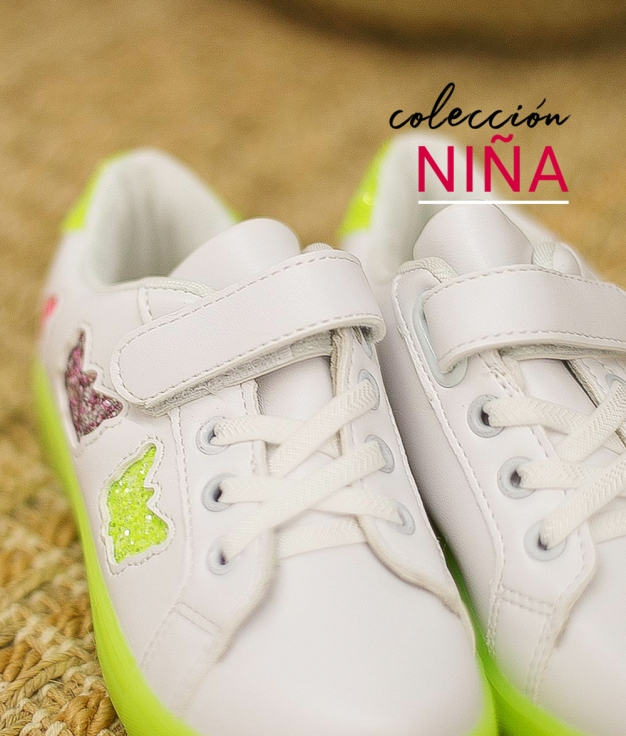 Sneakers Burfly - Giallo