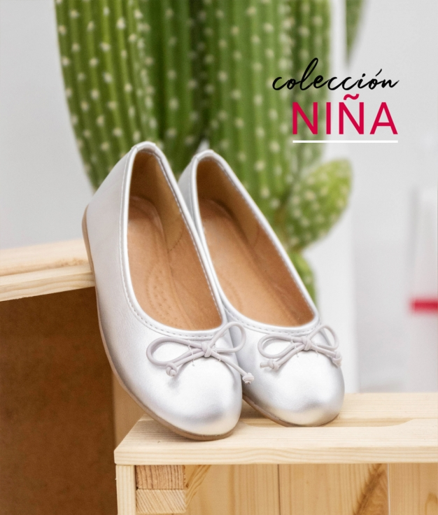 Ballerinas Cenire - Silver