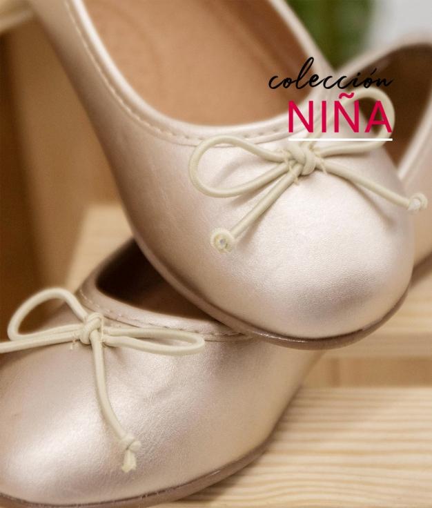 Ballerinas Cenire - Golden