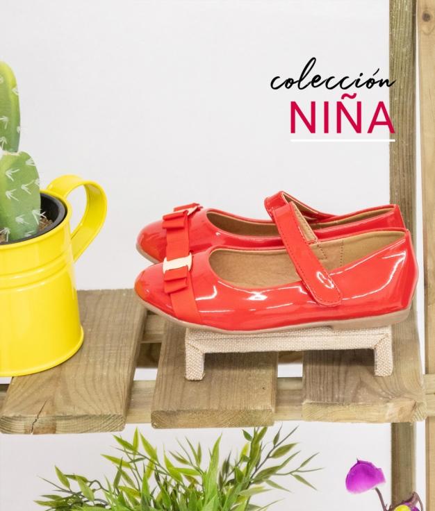Zapato Firen - Rojo