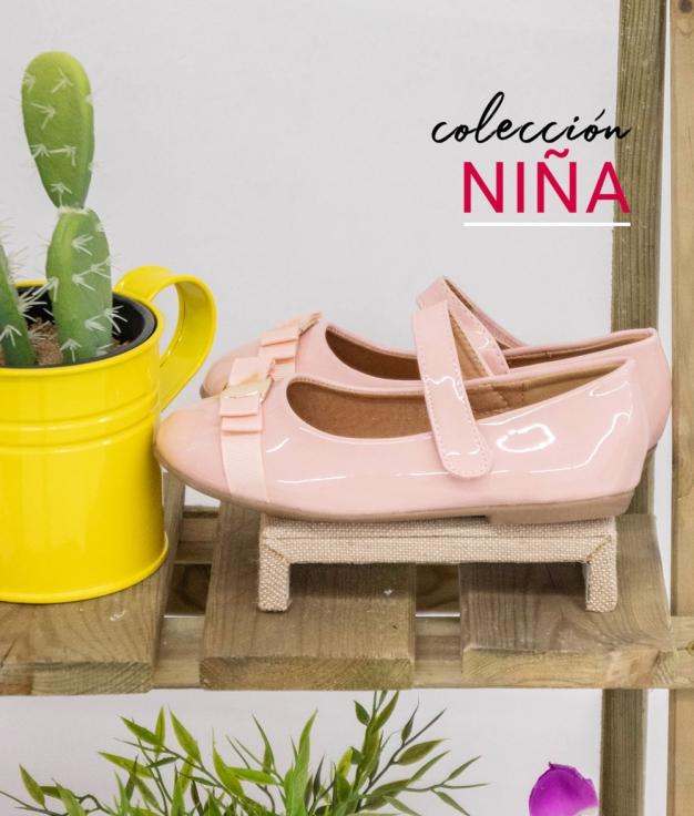 Chaussure Firen - Rose