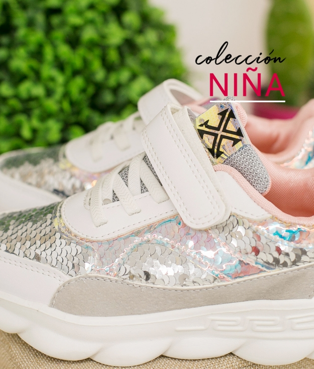 Sneakers Berbin - Plata