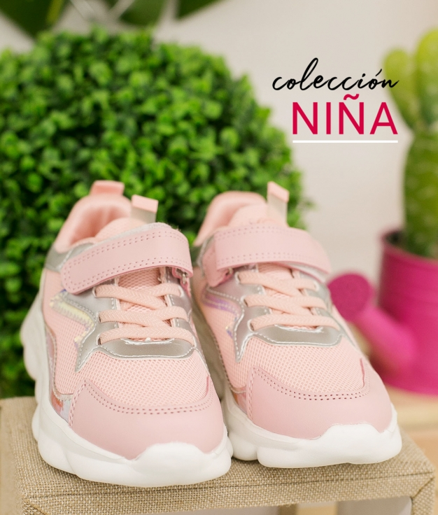 Sneakers Flura - Pink