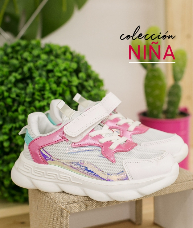 Sneakers Flura - Branco