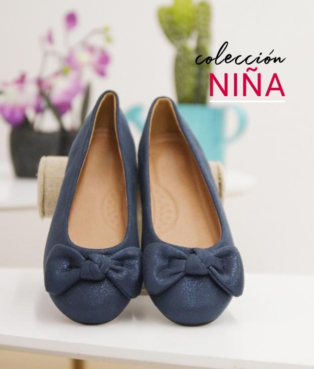 Ballerinas Cenire - Dark Blue