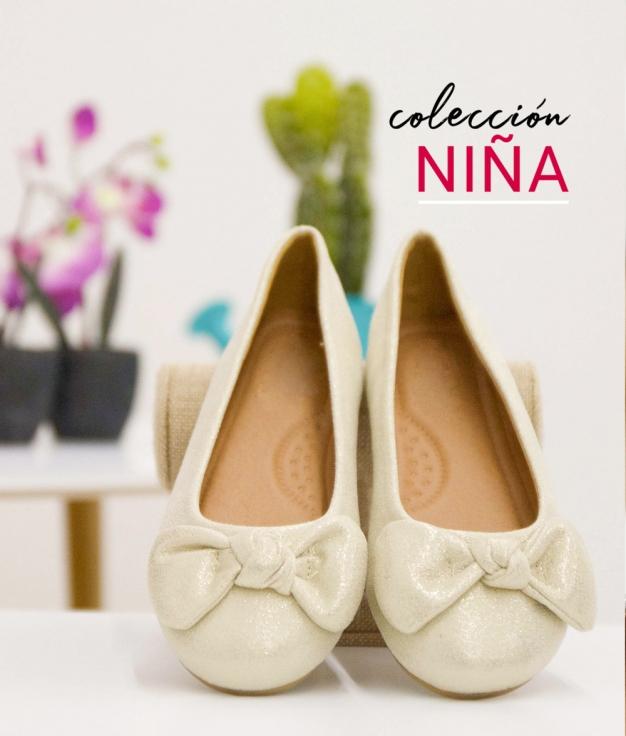 Ballerinas Deron - Golden