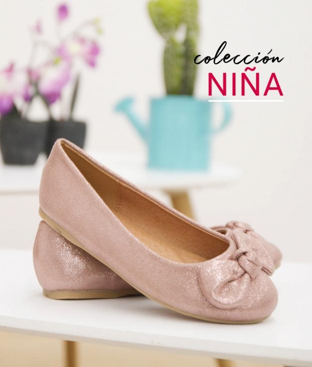Ballerinas Deron - Pink