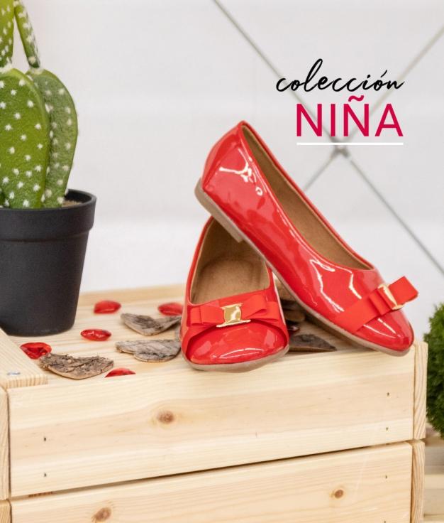 Zapato Geren - Rojo