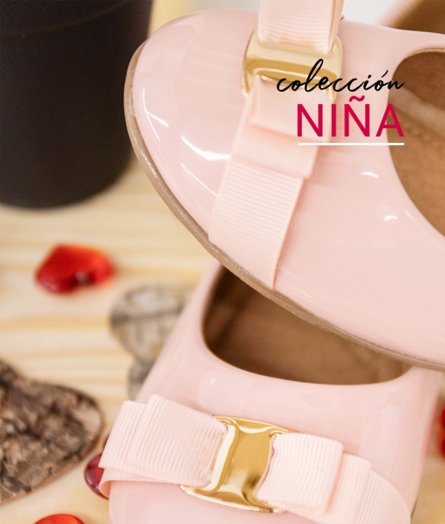 Chaussure Geren - Rose