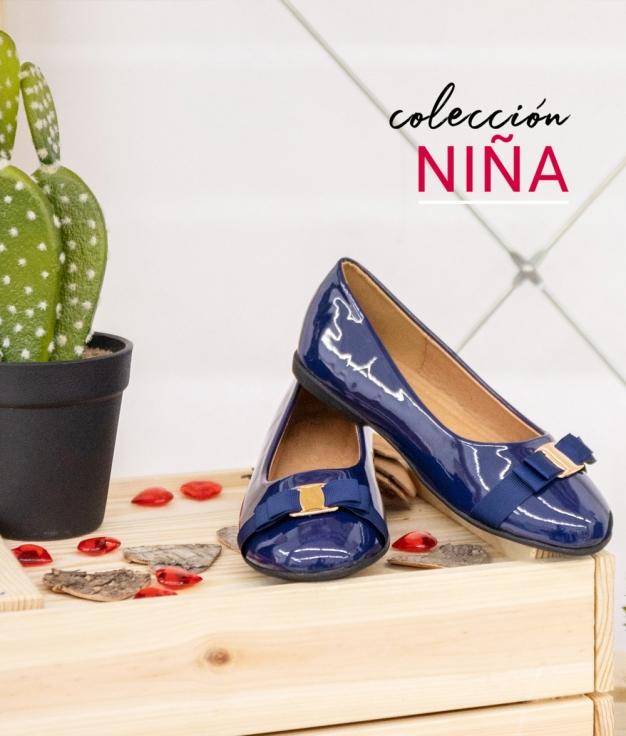 Sapato Geren - Azul Marinho