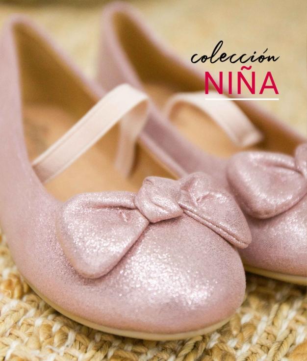 Ballerinas Besel - Pink