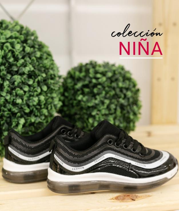 Sneakers Urso - Negro