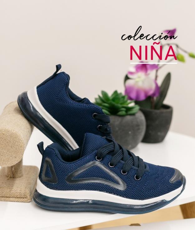 Sneakers Veser - Bleu Marine