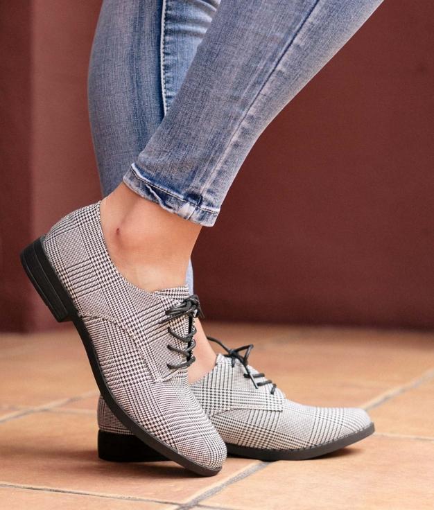 Zapato Zaca - Gris