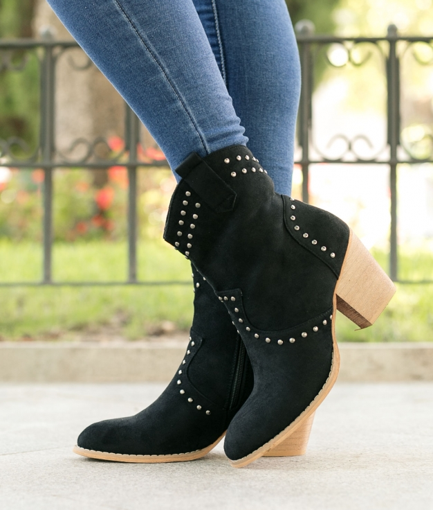 Low Boot Balm - Black
