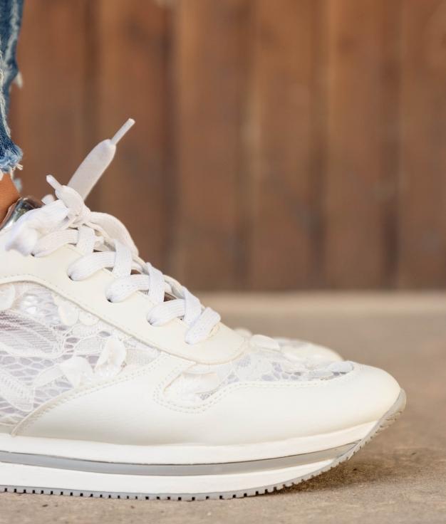 Sneakers Kirian - Branco