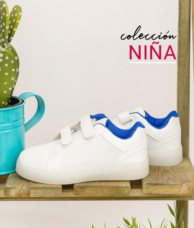 Sneakers Punti - Blu