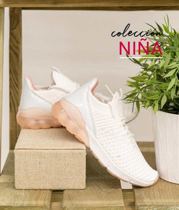 Sneakers Berco - Nude