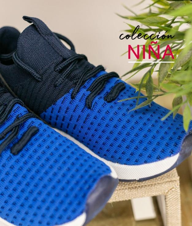Sneakers Berco - Bleu Marine