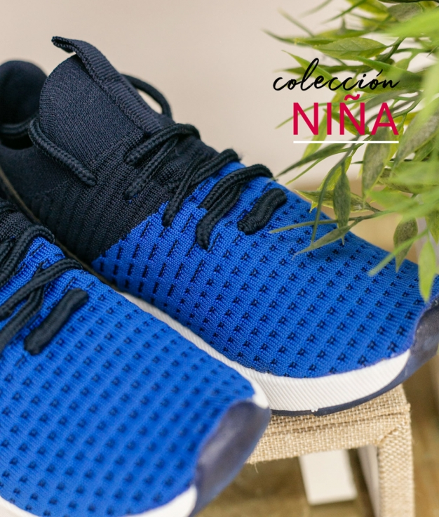 Sneakers Berco - Blu Marino