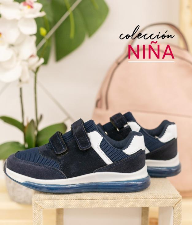 Sneakers Sarper - Blu Marino