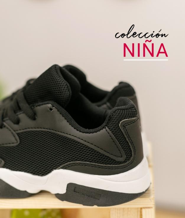 Sneakers Murer - Preto