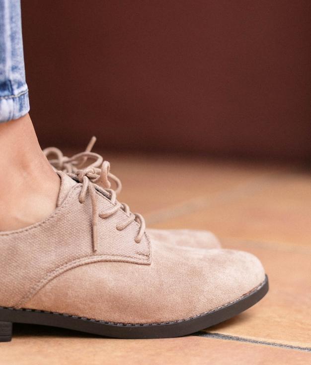Zapato Tuks - Beige