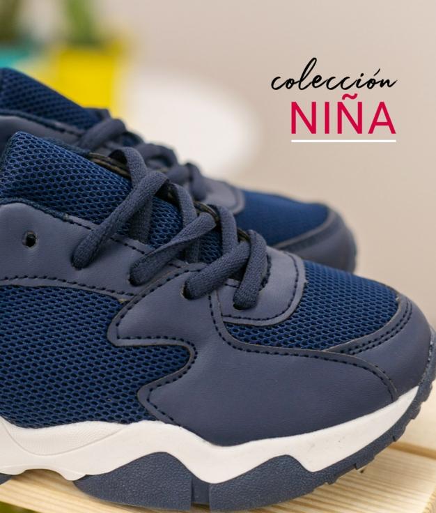 Sneakers Murer - Blu Marino